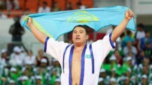 Қазақ күресінен үш дүркін әлем чемпионы коронавирус жұқтырды