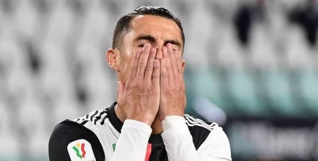 """""""Роналду 30 минутқа ғана шыдады"""". """"Ювентус"""" бапкері футболшы бабын жоғалтып алғанын айтады"""