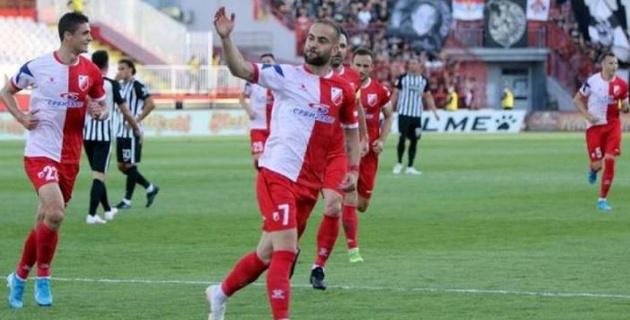 Қазақстандық клубтың бұрыншы футболшысы Сербия кубогін жеңіп алды