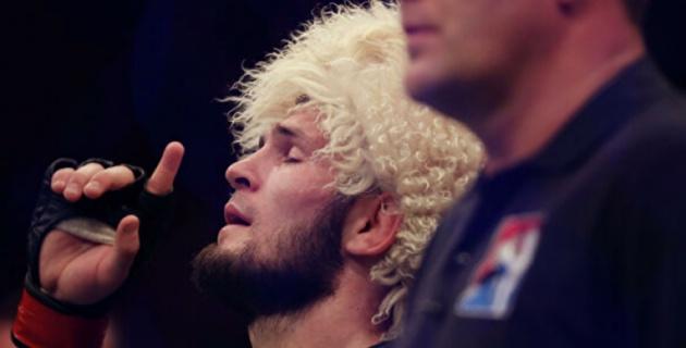 """""""Бірінші мұсылман, содан кейін..."""". UFC файтері Хабибтің мойнына міндет жүкетді"""