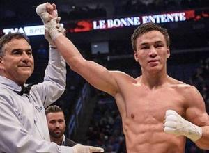 Қазақ нокаутшы Батыр Жүкембаев WBC рейтингінің үздік ондығынан шығып қалды