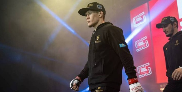 Жұмағұловтың UFC-дегі алғашқы жекпе-жегі Қазақстанда тікелей көрсетіледі