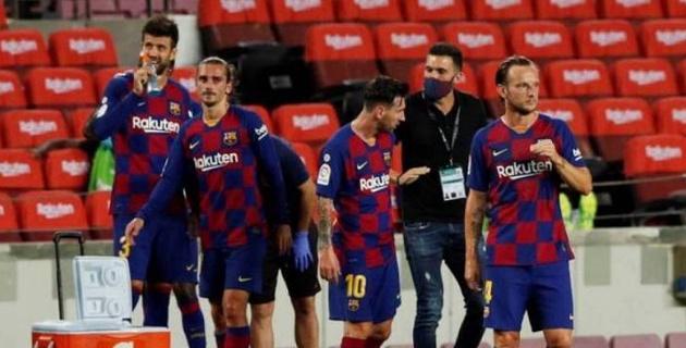 """""""Барселона"""" коронависрусқа байланысты 100 миллион еуроға шығынға ұшырауы мүмкін"""