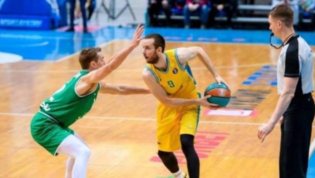 """""""Астана"""" Біріккен ВТБ лигасының жаңа маусымына қатысады"""