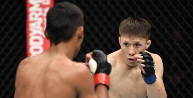 Жұмағұловтың UFC-дегі бірінші кездесуі өтпей қалуға шақ қалған