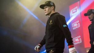 """""""Кез келгенімен"""". Жұмағұлов UFC-дегі келісі жекпе-жегі туралы мәлімдеме жасады"""