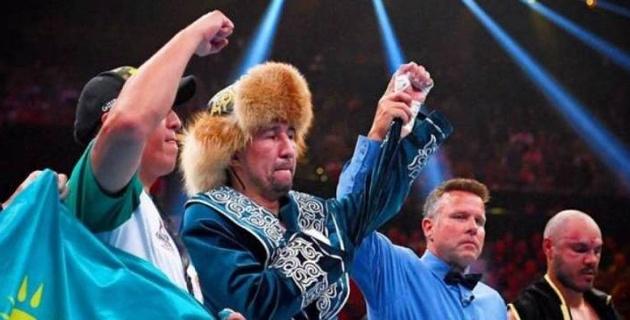 Екі чемпиондық белбеудің иегері қазақстандық боксшы әлемдік рейтингте төмен түсіп қалды