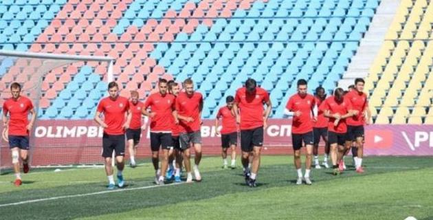 Тағы бір команда ел біріншілігіне дайындығын жалғастыру үшін Алматыға келді