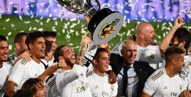 """""""Реал"""" футбол әлеміндегі ең қымбат бренд атағын сақтап қалды"""