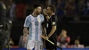 FIFA төрешіні кеміткен Мессиді бірнеше ойыннан шеттетуі мүмкін