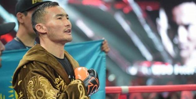 Қанат Ислам IBF рейтингінде үздік 15 боксшының қатарына қосылды