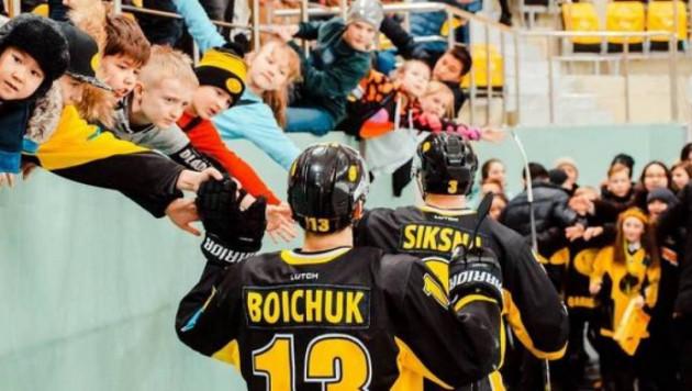 Үш бірдей қазақстандық хоккей командасы Ресей біріншілігінде ойнамайтын болды