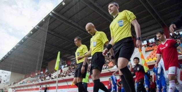 Қазақстандық төрешілер Чемпиондар лигасында төрелік етеді