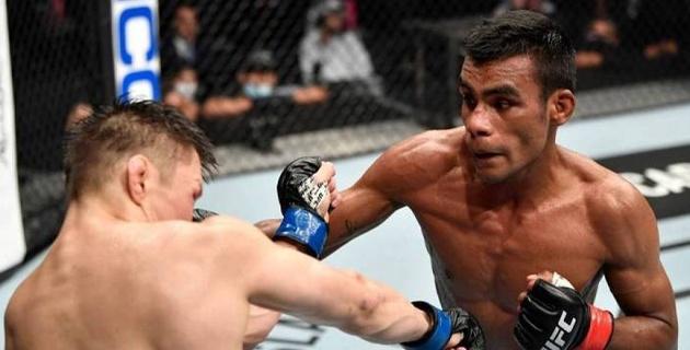 Жұмағұловты UFC-дегі алғашқы жекпе-жегінде жеңген бразилиялықтың келесі қарсыласы анықталды