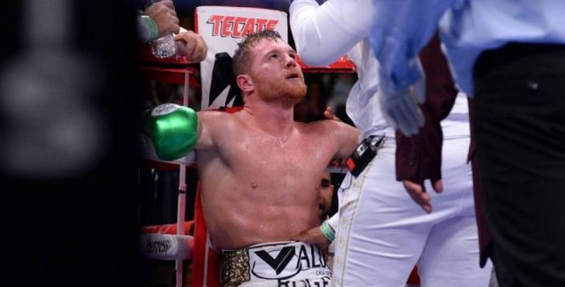 """WBC """"Канелоға"""" әлсіз қарсылас таңдаудауға қатысты шындықты ашты"""