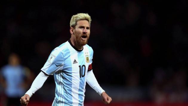 Месси алаңға шықпаған ойында Аргентина құрамасы Боливиядан жеңілді