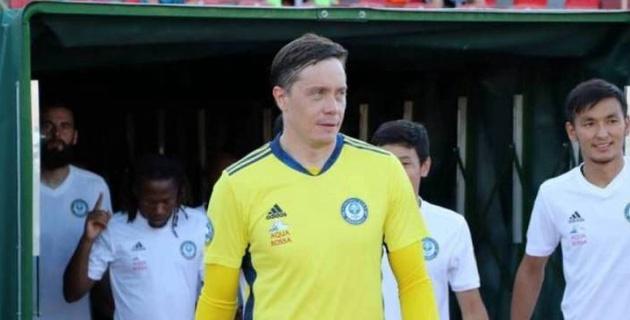 """""""Ордабасының"""" қақпашысы Еуропа лигасының бірінші кездесуіне қатыса алмайды"""