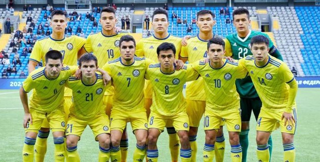 Қазақстан жастар құрамасының Израиль және Черногорияға қарсы құрамы белгілі болды