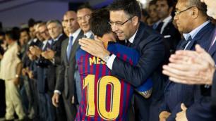 """Соңғы амал. Мессиді қалдыру үшін """"Барселона"""" президенті өзі кетуге дайын"""