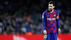 """""""Барселонаның"""" Мессиге қолданатын жазасы белгілі болды"""