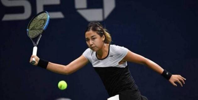 Қазақстандық теннисші оңбай жеңіліп US Open турнирінен шығып қалды