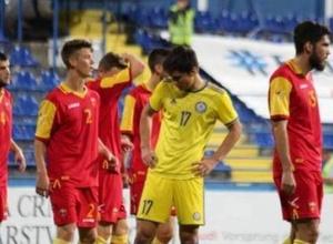 Футболдан Қазақстан жастар құрамасы Еуро-2021 іріктеу кезеңінде Черногориядан оңбай ұтылды