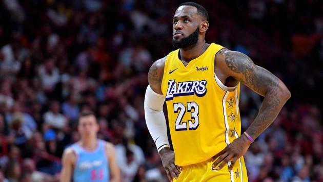 Леброн Джеймс NBA рекордын жаңартты
