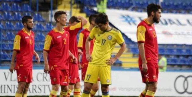 Қазақстанмен өткен ойыннан кейін Черногория құрамасының екі футболшысы вирус жұқтырып алды