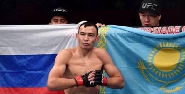 UFC ұйымында өнер көрсететін қазақ жігіті Дамир Исмагулов үйленді