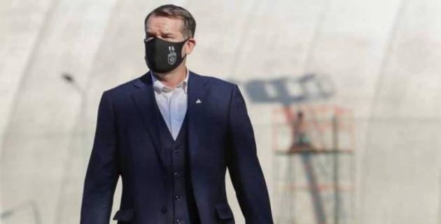 """""""Астананы"""" Еуропа лигасында британдық бапкер жаттықтыратын болды"""