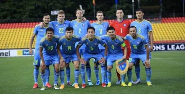 Қазақстан құрамасы жаңартылған ФИФА рейтингінде 118 орынды сақтап қалды