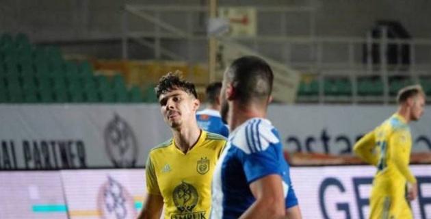 """""""Астана"""" Еуропа лигасынан да шығып қалды"""