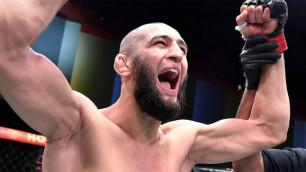 UFC рекорды. Шешен файтер қарсыласын бір соққымен сұлатты