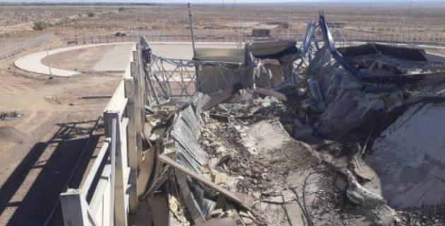 Алматы облысында құны 1,1 миллиард спорткешені опырылып түсті. Әкімдік себебін түсіндіруге тырысты