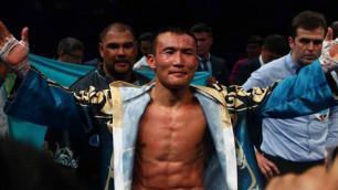Астанадағы бокс кешінде Қанат Ислам WBC тұжырымының чемпиондық белбеуі үшін жекпе-жек өткізуі мүмкін