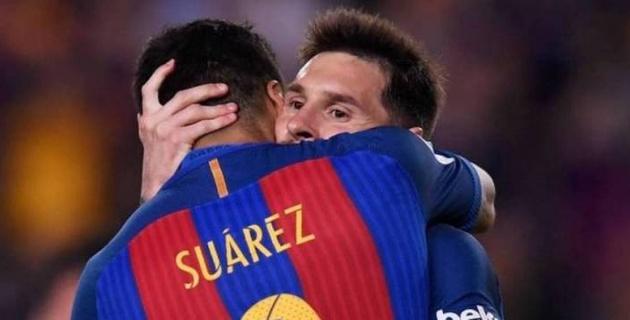 """Мадридтік клубқа ауысқан Суарес """"Барселонамен"""" қоштасарда көз жасын тоқтата алмады"""