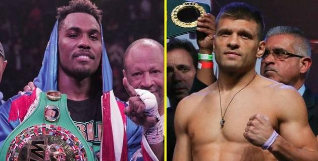 Чарло мен Деревянченконың WBC чемпиондығы үшін жекпе-жегіне тікелей трансляция