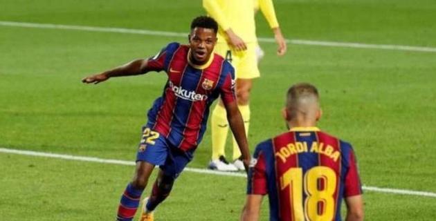 """""""Барселонаның"""" 17 жастағы футболшысы Мессидің рекордын қайталады"""