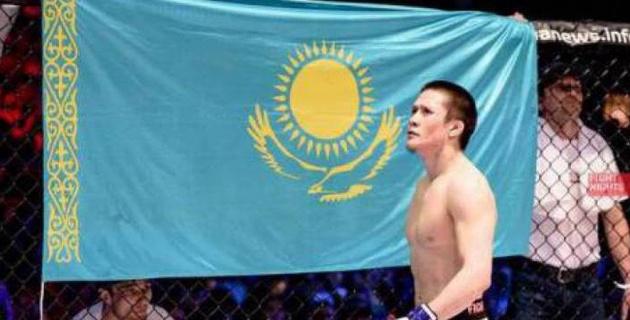 Жұмағұлов UFC-дегі екінші жекпе-жегі бойынша келісімшартқа қол қойды