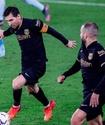 """""""Барселона"""" азшылықта ойнағанмен чемпионаттағы қатарынан екінші жеңісіне жетті"""
