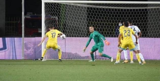 Қазақстан құрамасы Ұлттар лигасында Албания құрамасымен тең ойнады