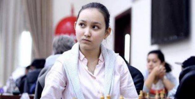 Жансая Әбдімәлікке ерлер арасындағы халықаралык грассмейстер атағы берілді