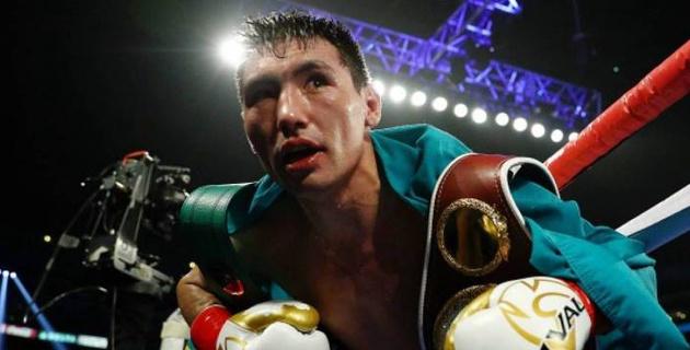 Жәнібек Әлімханұлы WBO рейтингінде ең мықты боксшылардың үштігіне кірді