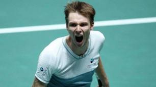 Александр Бублик АТР рейтингінде үздік 50 теннисшінің қатарына қосылды