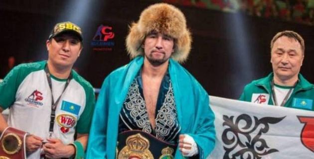 Венгриялық боксшы қазақстандық Айдос Ербосынұлымен кездесуден бас тартты
