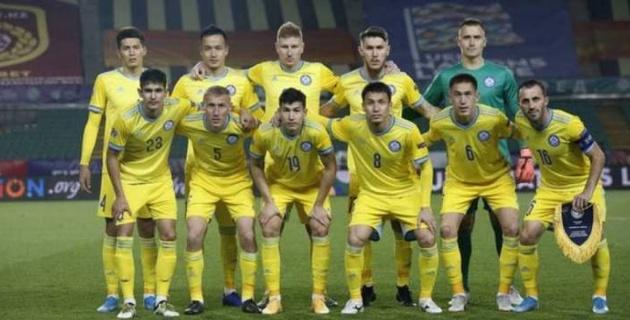 Қазақстан құрамасы жаңартылған ФИФА рейтингінде бір саты төмен сырғыды