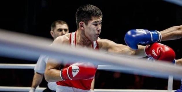 Бекзад Нұрдәулетов кәсіпқой бокстағы бірінші кездесуін 14 жеңісі бар қарсыласқа қарсы өткізеді