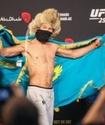 Көк ту мен түлкі тымақ. Қазақ файтер UFC-дегі бірінші жекпе-жегі алдында қарсыласының көзіне тік қарады