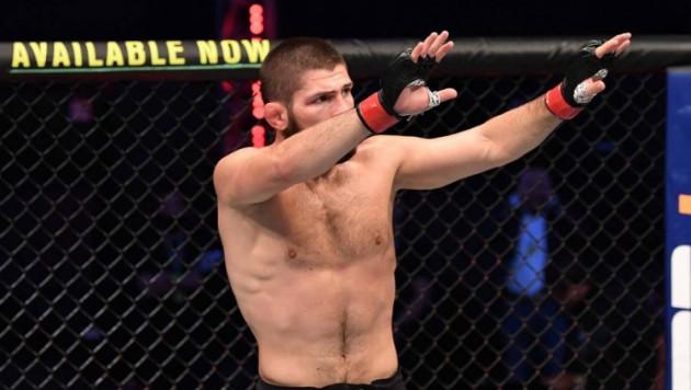 Хабиб Нурмагомедов бірінші рет P4P UFC рейтингінде көш бастады