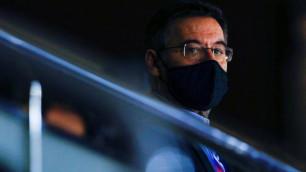 """""""Барселона"""" президенті директорлар кеңесімен қоса қызметінен кетті"""